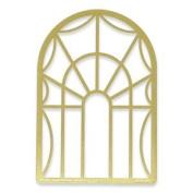 Heritage Handcrafts Stencil - Arch Window #2