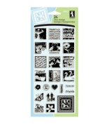 Inkadinkado(R) Clear Stamps - Special Friends
