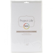 Project Life Photo Pocket Pages 12/Pkg-Design J