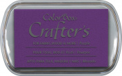 ColorBox® Crafter's Full Size Inkpad, Purple