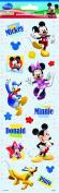 Sandylion Mickey and Friends Layerd Glitter Sticker