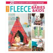 Leisure Arts NOM161815 Fleece For Baby & Kids