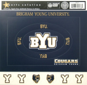 Sports Solution BYU Cougars Cardstock Frame