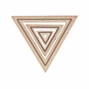 Spellbinders MD1-009 Triangles Two Die Templates
