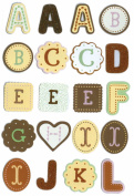 Martha Stewart Crafts Cake Alphabet