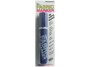 Uchida 622-C-33 Marvy Broad Point Fabric Marker, Navy