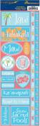 Reminisce Passports Combo Sticker, Maui