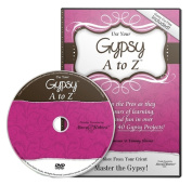_GYPSY A to Z DVD Instruct for Cricut Cartridge Machine