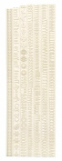 Martha Stewart Crafts Rubber Stamp, Condensed Sans Alphabet