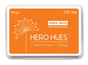 Hero Arts Rubber Stamps Dye Ink, Mango