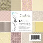 GCD Studios Charleston by Diane Kappa Paper Pad with 48 Sheets