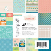 GCD Studios Sunkissed by Heidi Sonboul Paper Pad, 48 Sheets