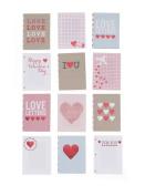 Martha Stewart Crafts Lovenotes Layered Mailbox Stickers