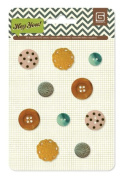 BasicGrey Hey You Collection Vintage Buttons