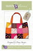 Quiltsillustrated - Chubby Charmer Tote