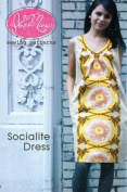 Anna Maria Horner Socialite Dress AMH-003SD