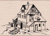 Hero Arts Woodblock Stamp, House
