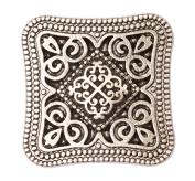 Dove of the East 3-Piece Vladimir Button for Scrapbooking