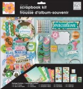 New - Surf Shop Page Kit 12X12 by Me & My Big Ideas
