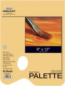 Pro Art Disposable Palette Paper Pad