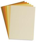 Fabriano Tiziano 24 Sheet Strap Pad 24cm x 30cm - Yellows