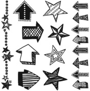 Clear Stamps: Doodle Dings