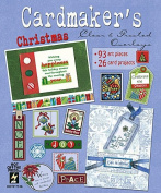 Hot Off The Press - Cardmaker's Christmas Clear & Frosted Overlays