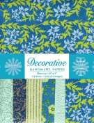 Decorative Paper Value Pack- Turquoise & Teal
