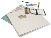 Colorbok 12 X 12 Boxed Travel Scrapbook Memory Kit