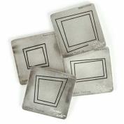 Cuttlebug 2x2 (4) - Trapezoid Frames