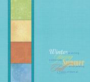 Hot Off The Press - 20cm x 20cm 4 Seasons Album