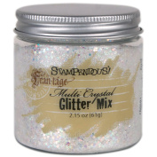 Stampendous Multi Crystal Glitter Mix 60ml