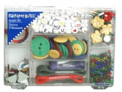 Westrim Paper Bliss Mixed Accent Assortment Kit - Primary