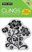 Paper Art - Cling Rubber Stamps