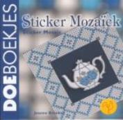 Ecstasy Crafts Sticker Book Mosaic