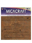 US Art Quest Micacraft Sheet 23cm . x 23cm .