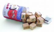 Hero Arts Woodblock Stamp Set, Sweets Ink N Stamp
