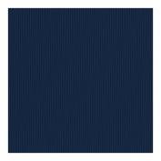 Corrugated Cardstock 30cm x 30cm -Navy 12 per pack