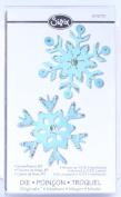 Sizzix 656731 Originals Die, Snowflakes #3 by Rachael Bright