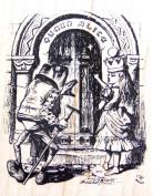 Nature's Blessings Fine Art Stamps, Queen Alice Door