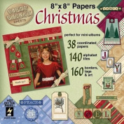 Hot Off The Press - Christmas 20cm x 20cm Papers