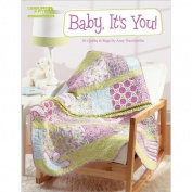 Leisure Arts Baby, It's You! 10 Quilts & Bags Book