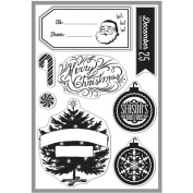 Hero Arts Clear Stamps - Merry Christmas