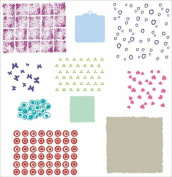 See D's Rubber Stamps For Clear Blocks In Your Choice Of Colour