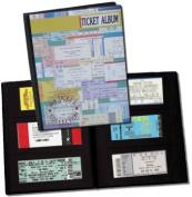 Concert Ticket Album