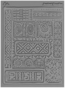 Lisa Pavelka 527062 Texture Stamp Ancient Doodle