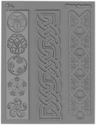 Lisa Pavelka 527061 Texture Stamp Ethnic Borders