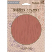 Wood Background Stamp // Hero Arts