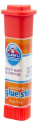 Elmer's Early Learners Washable Glue Sticks, 22 grammes, Disappearing Purple Glue, Box of 6 Glue Sticks, E4051