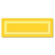 Accucut Zip'eCut Die - Zip'eClear Title Blocks #2